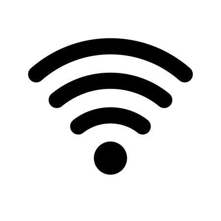 Ilustración de wifi - Imagen libre de derechos