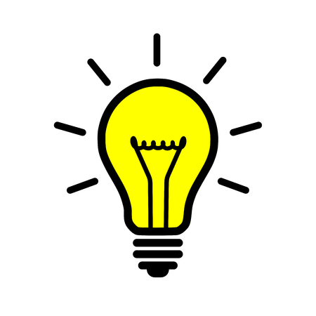 Illustration pour light bulb - image libre de droit