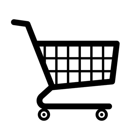 Ilustración de Shopping cart icon - Imagen libre de derechos