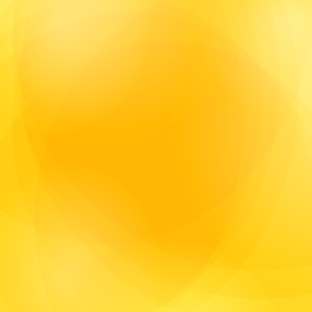 Illustration pour Abstract Yellow Wave Background. Yellow Light Pattern - image libre de droit