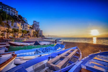 Foto de cetara beach - Imagen libre de derechos