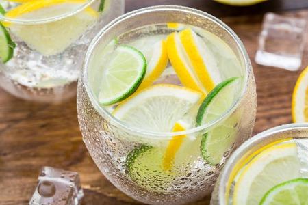 Photo for Cold fresh lemonade - Royalty Free Image