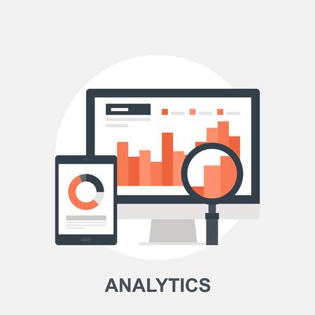 Illustration pour Analytics - image libre de droit