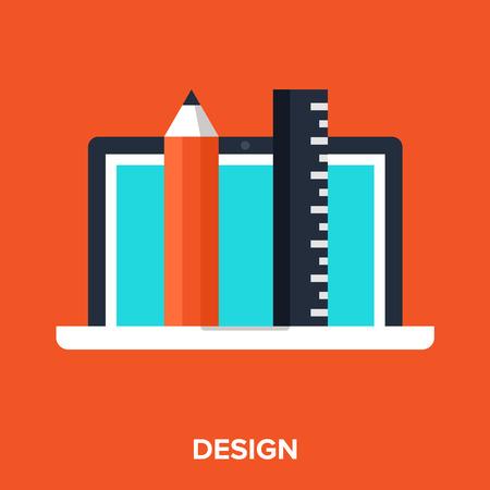 Illustration pour design - image libre de droit