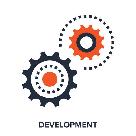 Ilustración de development - Imagen libre de derechos