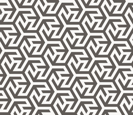 Illustration pour seamless pattern Arabic geometric texture.  - image libre de droit