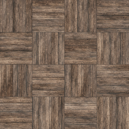 Photo for Seamless parquet texture brown - Royalty Free Image