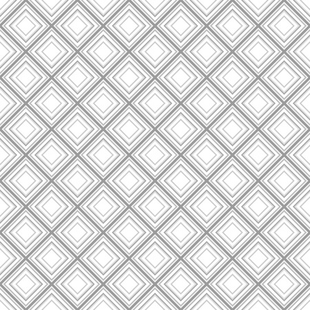 Photo for Repeating, seamless pattern or background with simple geometry. - Royalty Free Image