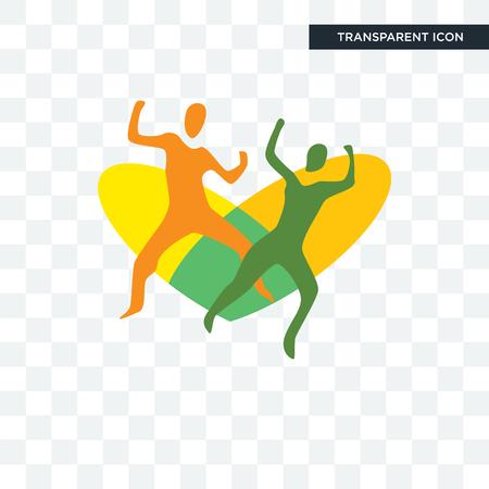 Ilustración de vector icon isolated on transparent background,  logo concept - Imagen libre de derechos