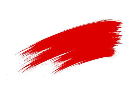Illustration pour Grunge Brush Stroke Banner - image libre de droit