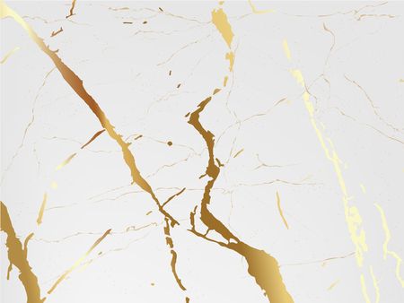 Foto de Marble background Vector. Marble with golden texture. Modern design template for wedding, invitation, web, banner, card, pattern, wallpaper vector illustration. - Imagen libre de derechos