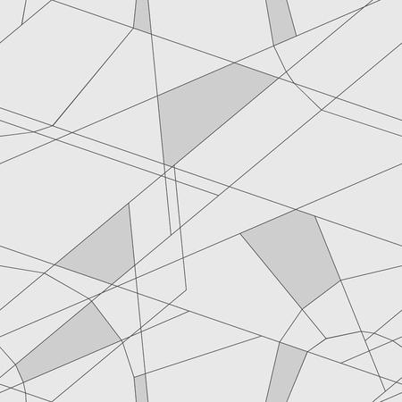 Ilustración de Vector texture of broken glass pattern illustration. - Imagen libre de derechos