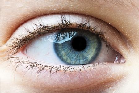 Foto de eye of the child - Imagen libre de derechos