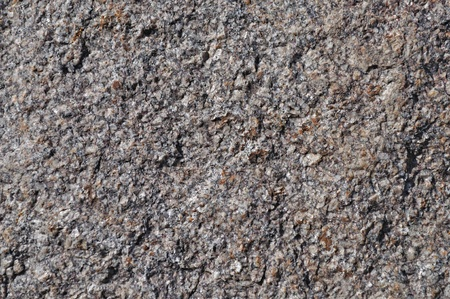 Natural rough brown stone surface texture