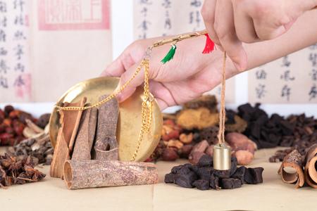 Foto de Chinese medicine - Imagen libre de derechos