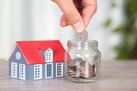 Photo pour Real estate investment concept - image libre de droit