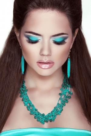 Glamour Fashion Beauty Woman Portrait