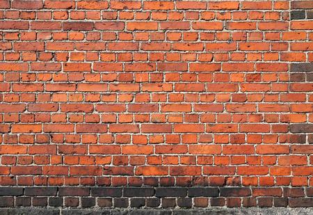 Foto de Old brick wall background - Imagen libre de derechos