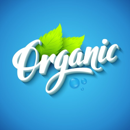 Illustration for Vector organic background - Royalty Free Image