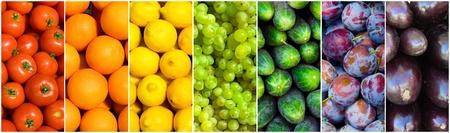 Foto de fruit rainbow - Imagen libre de derechos