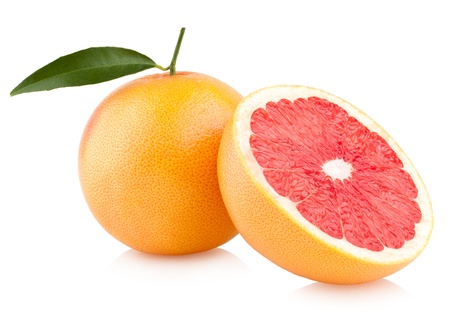 Photo for ripe grapefruits - Royalty Free Image