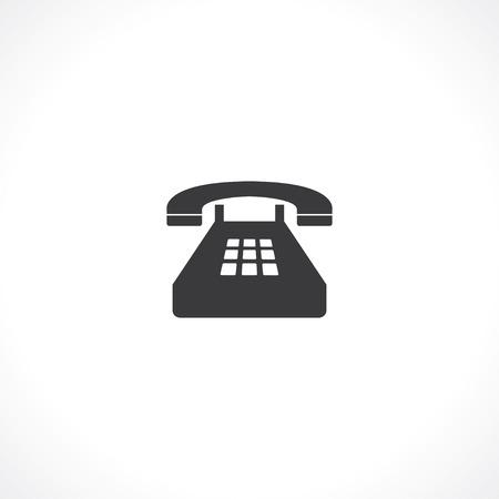 Illustration pour phone icon - image libre de droit