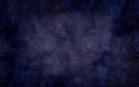Photo pour Empty navy black or dark blue  concrete stone grunge textured background. Copy space   - image libre de droit