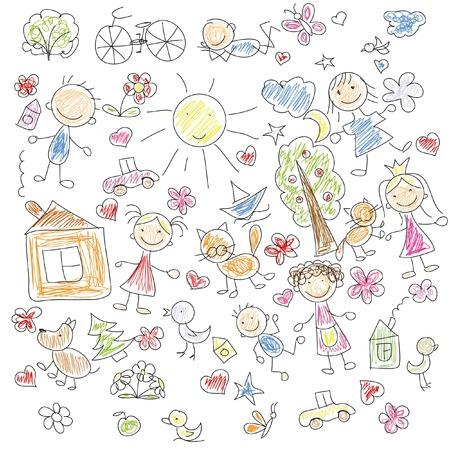 Illustration for Children\\ - Royalty Free Image