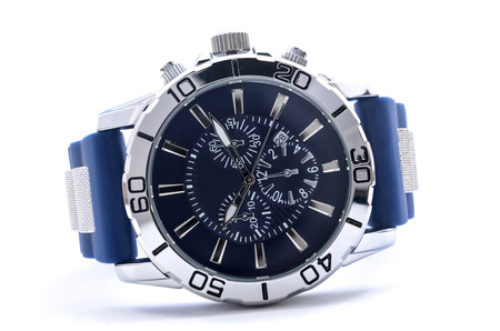 Photo pour Men's Wrist Watches - image libre de droit