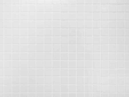 Photo pour White tile wall Background Bathroom floor texture - image libre de droit