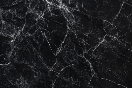 Photo pour Black marble stone Texture Nature abstract background - image libre de droit