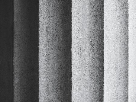 Photo pour Cement wall textured background surface Architecture details Column - image libre de droit