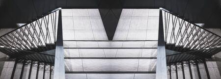 Foto de Stairs step Architecture details abstract background - Imagen libre de derechos