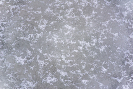 Photo for ice and snow abstract frozen winter background texture - Royalty Free Image