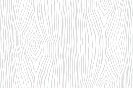 Illustration for Seamless pattern of white Wooden texture. Wood texture template - Royalty Free Image