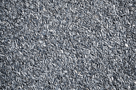 Photo for Waterproof roofing material ruberoid of small stones as a texture - Royalty Free Image