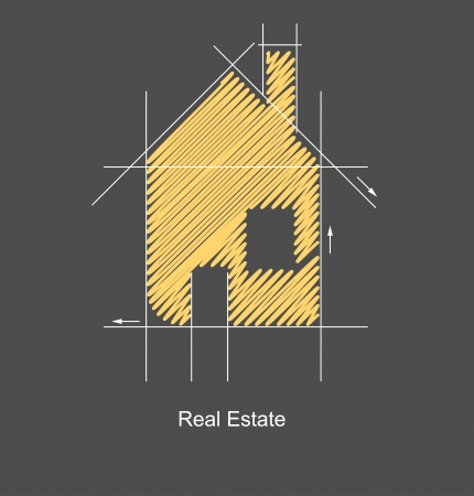 Foto de city real estate circuit project - Imagen libre de derechos