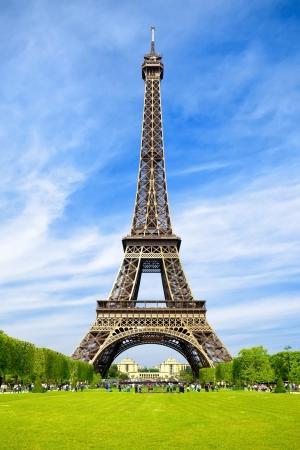 Photo pour Wonderful Paris - image libre de droit