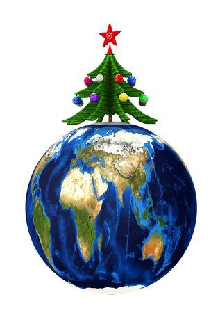 Foto de New year on planet earth - Imagen libre de derechos
