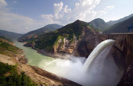 Photo for Ertan dam - Royalty Free Image
