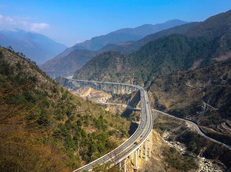 Photo for Ya-Xi Express-way - Royalty Free Image