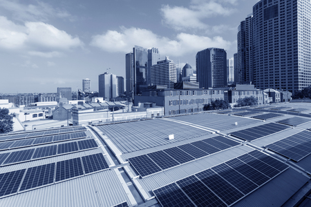 Photo pour  Solar Energy - image libre de droit