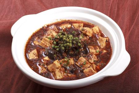 Photo for Mapo Tofu - Royalty Free Image
