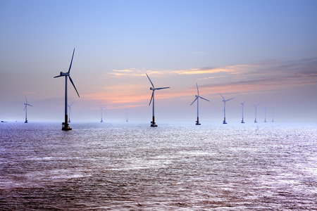 Photo for Offshore wind - Royalty Free Image