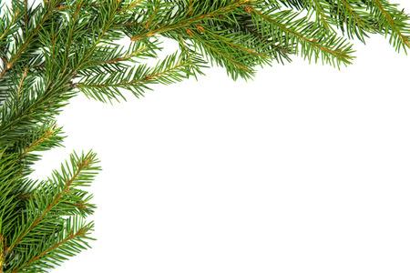Photo pour Christmas frame - image libre de droit