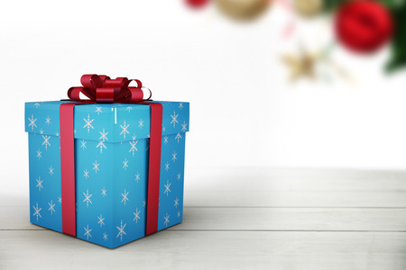 Photo pour Christmas gifts - image libre de droit