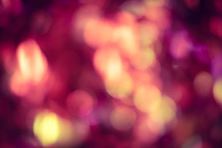 Foto de Abstract dark tone bokeh light background. - Imagen libre de derechos