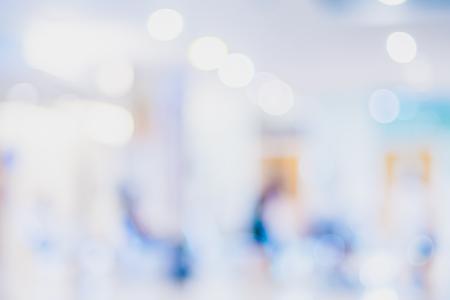 Foto de Blur background of Patient waiting for see doctor at hospital ,abstract background. - Imagen libre de derechos