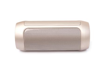 Foto de Portable Wireless Surround Sound Speaker - Imagen libre de derechos