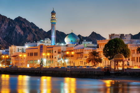 Photo for Muttrah Corniche, Muscat, Oman taken in 2015 - Royalty Free Image